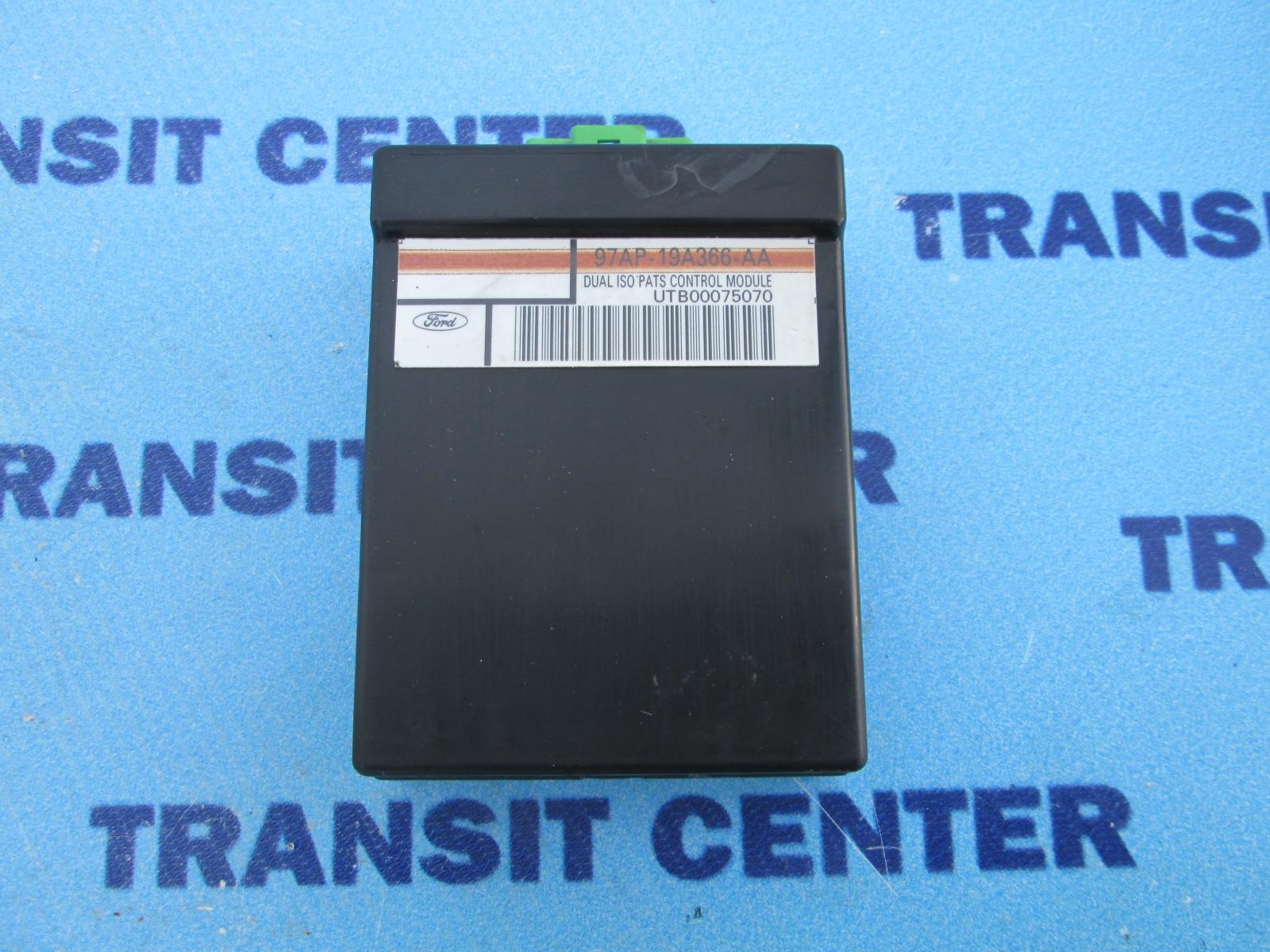 Steuerger 228 T Wegfahrsicherung Wegfahrsperre Ford Transit