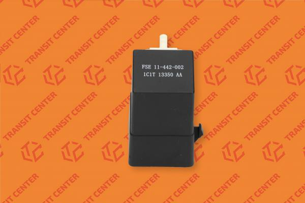 Blinker Relais schwarz Ford Transit 2000, Connect 2002
