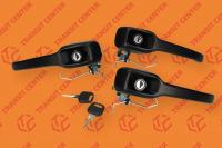 Türgriff handle Ford Transit MK2 set